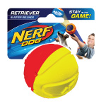 Nerf Dog HydroSport Blaster accessory ball Red - Yellow