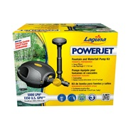 Laguna PowerJet 5000 Fountain/Waterfall Pump Kit for ponds up to 10000 L