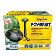 Laguna PowerJet 11000 Fountain/Waterfall Pump Kit, for ponds up to 22000 L