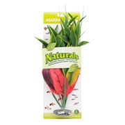 Marina Naturals Red & Yellow Dracena Silk Plant, L