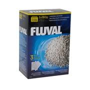 Fluval Ammonia Remover , 3 x 180 g (6.3 oz) nylon bags