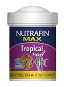 Nutrafin Max Tropical Fish Flakes 38 g (1.34 oz)