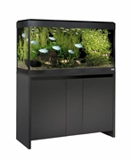 Fluval Roma 200 LED Aquarium Black