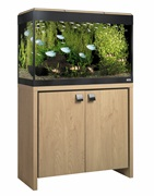 Fluval Roma 125 Aquarium - Oak Decor Strip