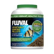 Fluval Vegetable Small Sinking  Pellets, 90 g