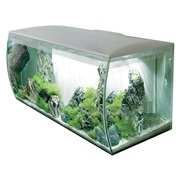 Fluval FLEX Aquarium Kit - White - 123 L