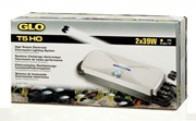 39W GLO T5HO Elec Lighting System Double