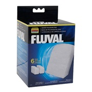 Fluval Polishing Pad for 304/305/306 and 404/405/406, 6 pieces