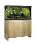 Fluval Roma 200 LED Aquarium Oak