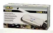 24W GLO T5HO Elec Lighting System Double