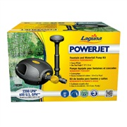 Laguna PowerJet 2200 Fountain/Waterfall Pump Kit for ponds up to 4400 L
