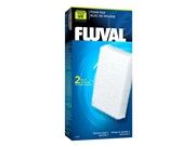"FLUVAL ""U2"" Foam Pad, 2 Pack"