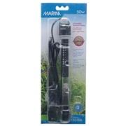 """Marina Submersible Pre-Set Aquarium Heater, 50W, 22 cm (8.5"""")"""