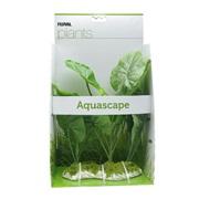 "Fluval Decorative Plants,  Echinodorus, 29cm (11.5"") with Moss Base"
