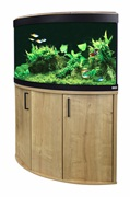 Fluval Venezia 190 LED Oak Aquarium Kit