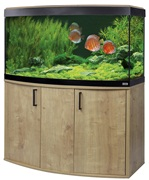 Fluval Vicenza 260 LED Oak Aquarium Kit