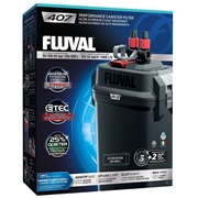 Fluval 407 Performance Canister Filter, up to 500L