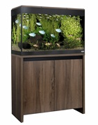 Fluval Roma 125 LED Aquarium Walnut