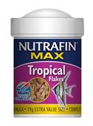 Nutrafin Max Tropical Fish Flakes 19 g (0.67 oz)