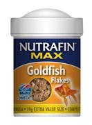 Nutrafin Max Goldfish Flakes 19 g (0.67 oz)