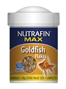 Nutrafin Max Goldfish Flakes 38g
