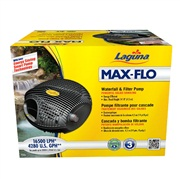 Laguna Max-Flo 16500 Waterfall & Filter Pump, for ponds up to 32400 L