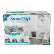 Catit Design SmartSift Sifting Cat Pan