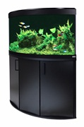 Fluval Venezia 190 LED Black Aquarium Kit