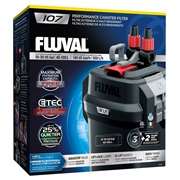 Fluval 107 Performance Canister Filter, up to 130L
