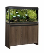 Fluval Roma 200 LED Aquarium Walnut