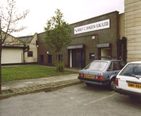 Old Rolf C. Hagen (UK) Office
