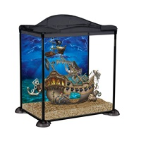 Marina Pirates Aquarium Kit 17L