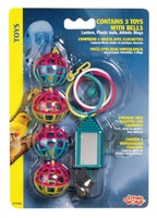 Living World Classic Toy Value Pack Assortment # 1For Small Birds