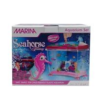 Marina Seahorse Fantasy Aquarium Set