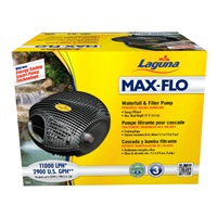 Laguna Max-Flo 11000 Waterfall & Filter Pump, for ponds up to 22000 L