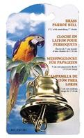 Brass Bell For Parrots