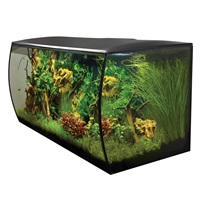 Fluval FLEX Aquarium Kit - Black - 123 L
