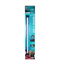 Fluval Sea Marine & Reef Full Spectrum Performance LED Strip Light, 35W, 91 cm - 115 cm (36 in - 46 in)