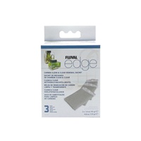 Fluval EDGE Carbon Clean & Clear Renewal Sachet, 3 Pack