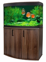 Fluval Vicenza 180 Cabinet Walnut