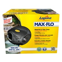Laguna Max-Flo 9000 Waterfall & Filter Pump, for ponds up to 18000 L