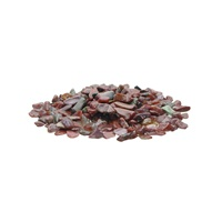 Fluval Gravel, Polished Fancy Jasper Gravel, 4-8 mm, 2 kg (4.4 lb)