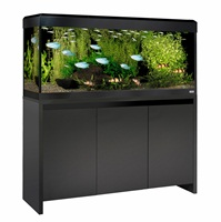 Fluval Roma 240 LED Aquarium Black