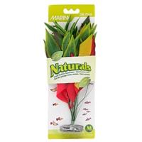 Marina Naturals Red & Yellow Dracena Silk Plant, M