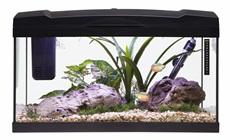 Marina Premium 54 Aquarium Set Black