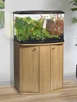 Marina Vue 60 Aquarium Cabinet Oak