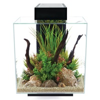 Fluval EDGE Aquarium Kit - 46 L (12 US gal) - Black