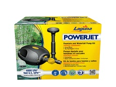 Laguna PowerJet 4000 Fountain/Waterfall Pump Kit for ponds up to 8000 L