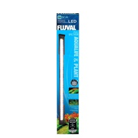 Fluval Aqualife & Plant Full Spectrum Performance LED Strip Light, 35W, 91 cm - 119 cm (36 in - 46 in)
