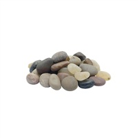 Marina Decorative Natural Gravel - Beach Pebble, 2 kg